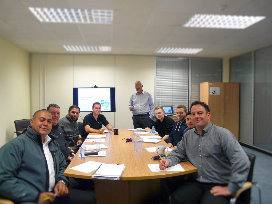 IOSH Training for Team Aktrion Automotive!